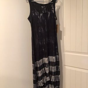 Ruff Hewn Maxi Dress